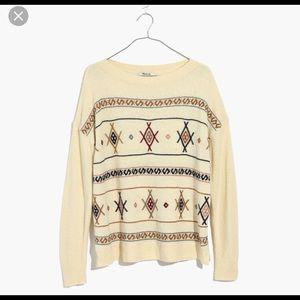 Madewell Reseda Sweater